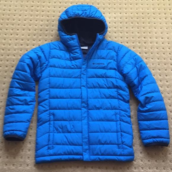 30a1702dc Columbia Jackets & Coats | Big Boy Powder Lite Puffer Jacket Large ...